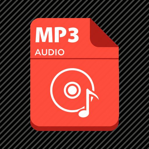 audio file, file, mp3, types icon