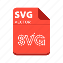 file, types, vector file icon