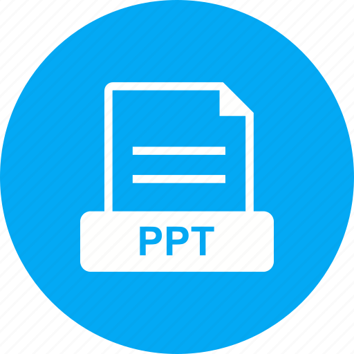 point, power, ppt, presentation icon