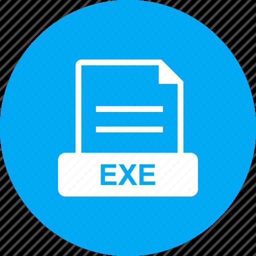 code, exe, executable, file icon