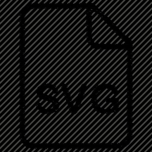 document, file, svg icon