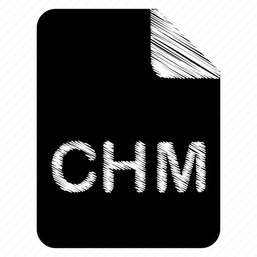 chm, document, file, format, type icon