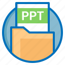 document, extension, file, ppt