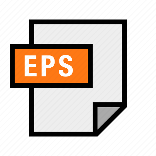 document, eps, file, filetype icon