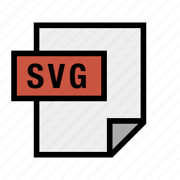 document, file, filetype, svg icon