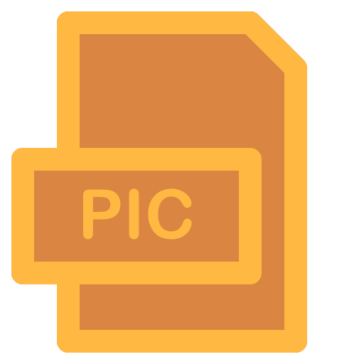 document, file, format, pic, type icon