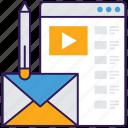 advertisement, branding, corporate branding, graphic design, product development, videography icon