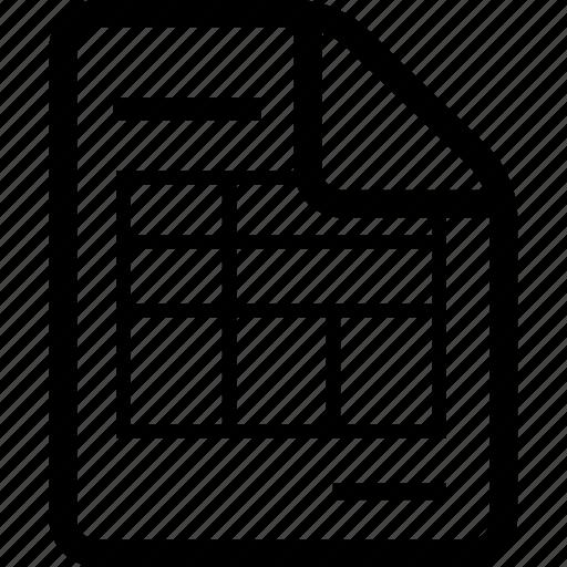 invoice, invoice document, receipt, receipt document icon
