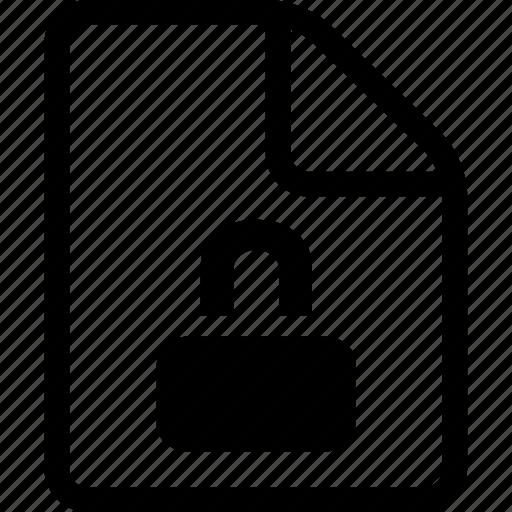 document, encryption document, encryption file, file icon
