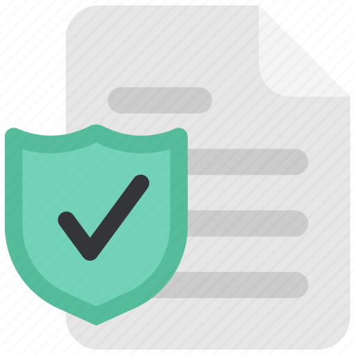 doc, document, done, file, page, paper, verification icon