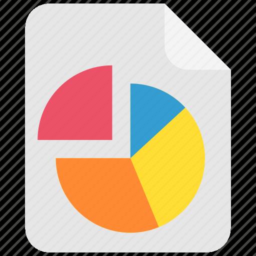 chart, doc, document, file, graph, paper, statistics icon
