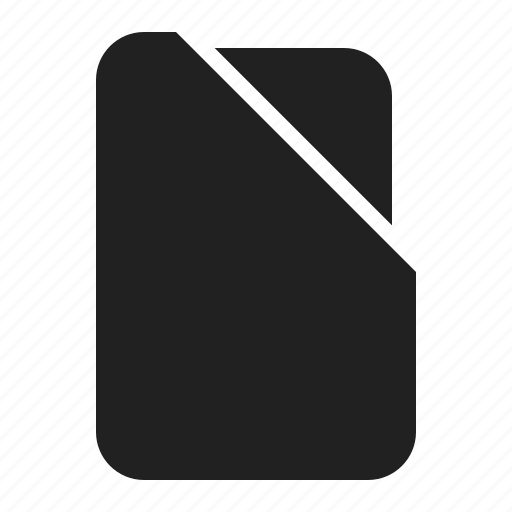 document, file, folder, image icon