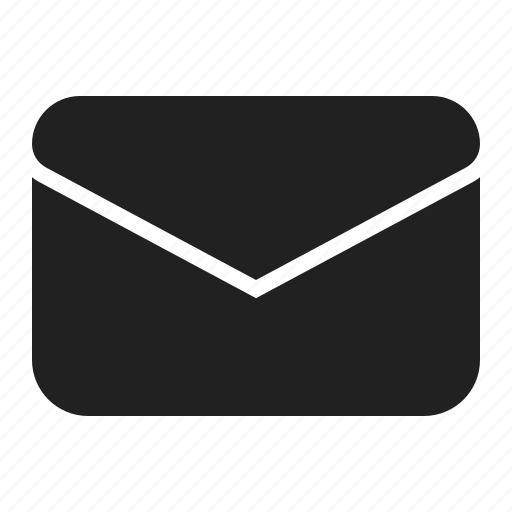 email, inbo, letter, mail, message icon