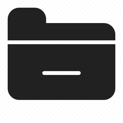 delete, delete folder, document, file, folder icon