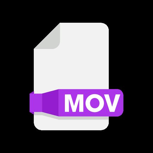 document, files, folder, mov icon