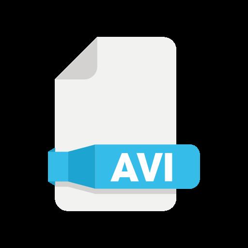 avi, document, files, folder icon