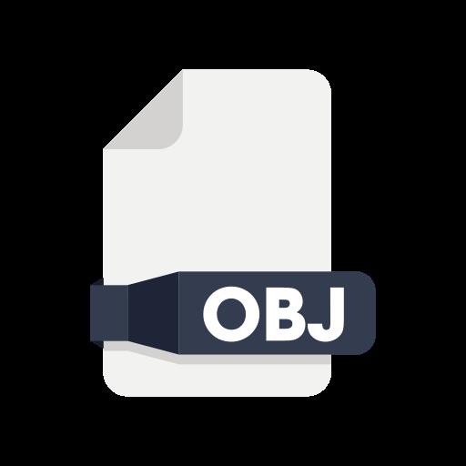 document, files, folder, obj icon