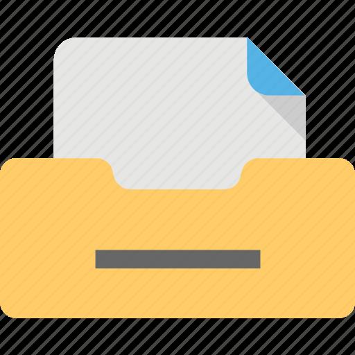archive folder, document box, instagram inbox, instagram message box, user interface icon