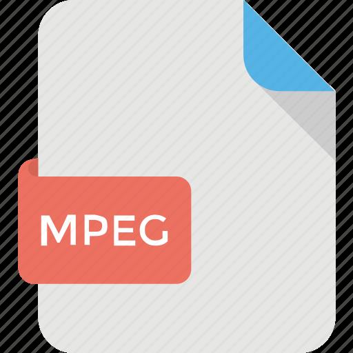 digital data transmission, file compressor, media player format, mpeg extension, mpeg file icon