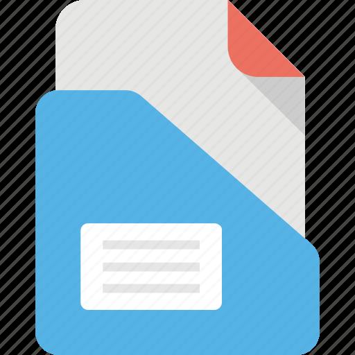 document with folder, open folder, report, unlocked folder, unprotected file icon