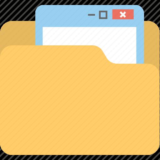computer application, data management, explorer file, operating system folder, window folder icon