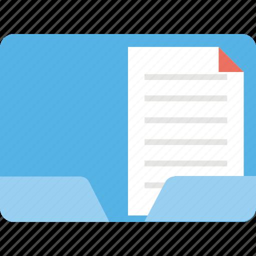 document holder, file cover, plastic file, portfolio presenter, stationery element icon