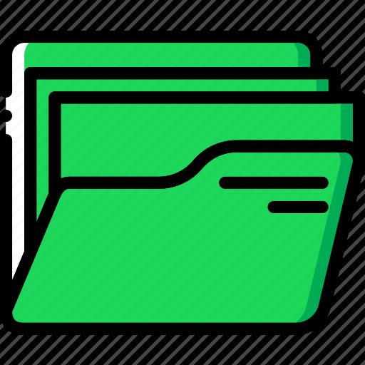 document, documents, file, folder, write icon