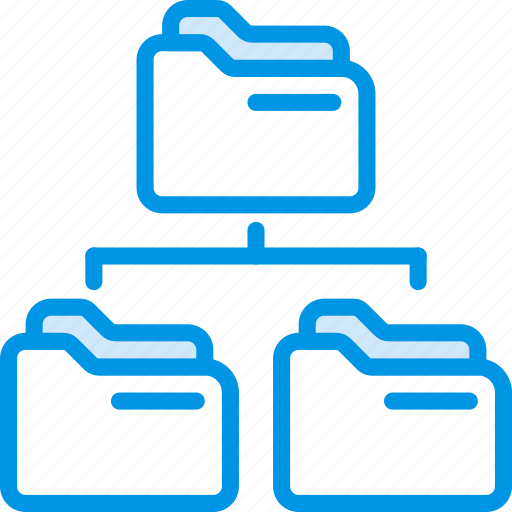 document, file, folder, move, write icon