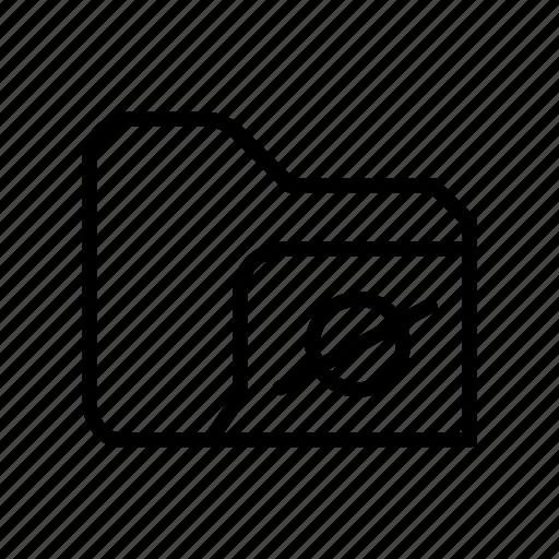 archive, document, empty, file, folder, storage icon