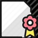 common, file, award