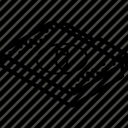 edit, file, folder, isometric icon