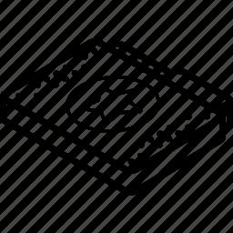 favourite, file, folder, isometric icon