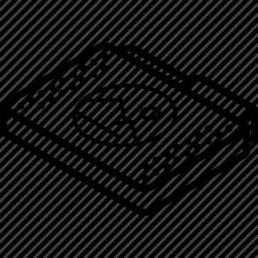 file, folder, images, isometric icon