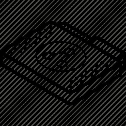 file, folder, isometric, share icon