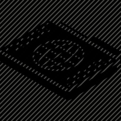 file, folder, internet, isometric icon