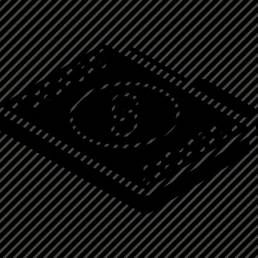 file, folder, isometric, links icon