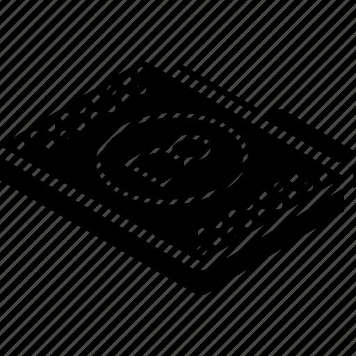 file, folder, isometric, user icon