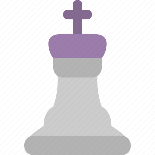 board game, chess, chess piece, king icon
