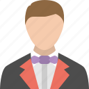 dealer, magician, performer, stage magician icon