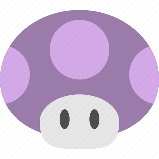 game mushroom, mushroom, video game mushoom, video game pick up icon