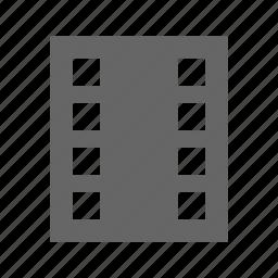 film, movie, set, video icon