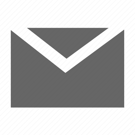 email, envelope, mail, set icon