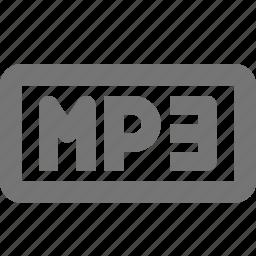 audio, mp3 icon