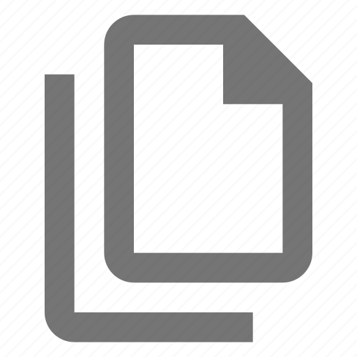 document, files, multiple, paper, sheet icon