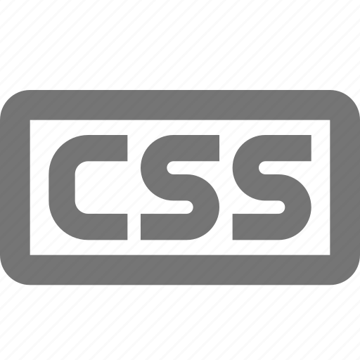 coding, css, document, format, paper, programming, sheet icon