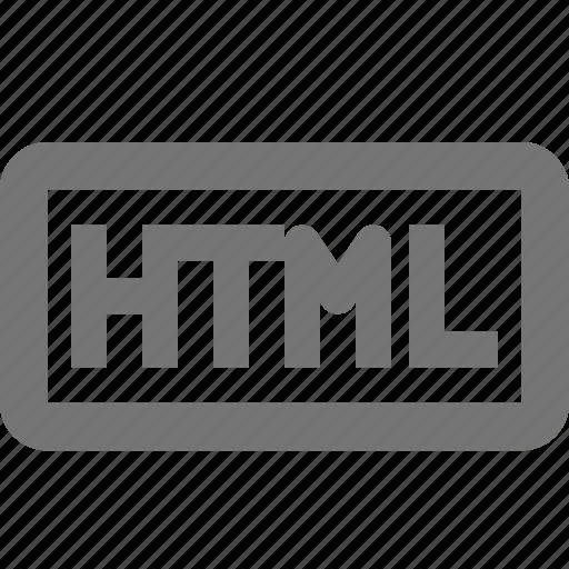 coding, html, programming icon