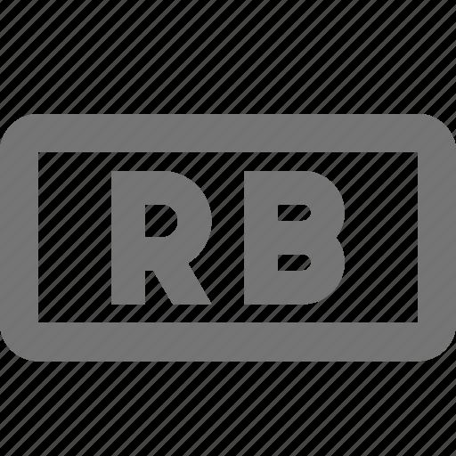 coding, programming, rb icon