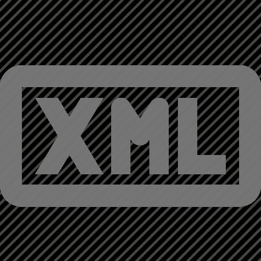 coding, document, format, language, programming, web, xml icon