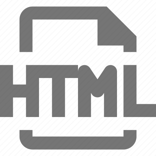 coding, document, file, format, html, paper, programming, sheet icon