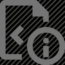 coding, file, information, programming icon
